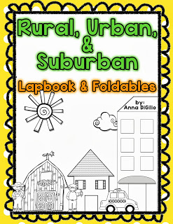 Rural, Urban, and Suburban Communities = FUN! - Simply Skilled in ...
