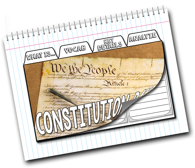 Constitution Day Tab-Its
