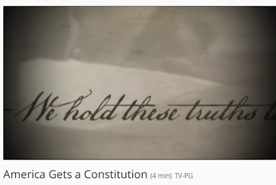 American Gets a Constitution Video