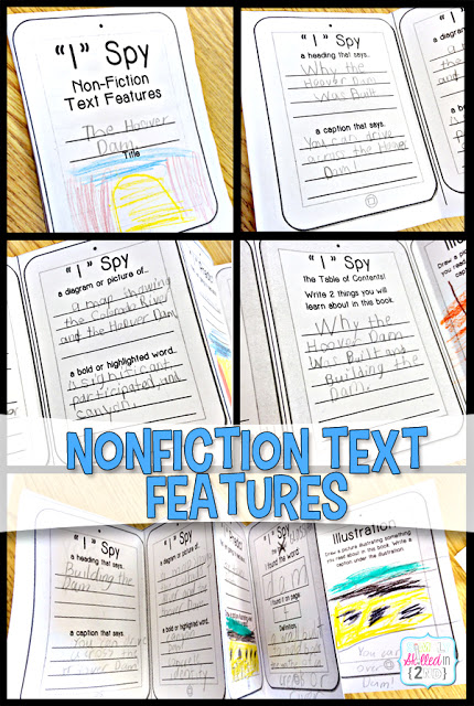 Guided Reading Flip Flaps for Interactive Notebooks