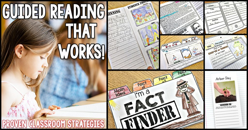 Guided Reading that Works activities
