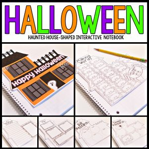October themed activities for the classroom