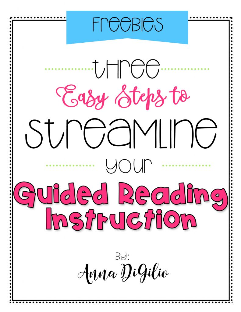 guided reading, how to organize guided reading, guided reading lesson plans