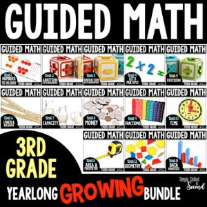 guided math for 3rd grade