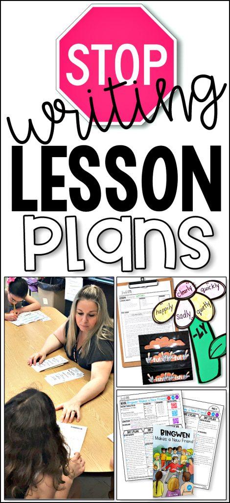 simply skilled teaching, anna digilio, lesson plans, how to write lesson plans, lesson planning,