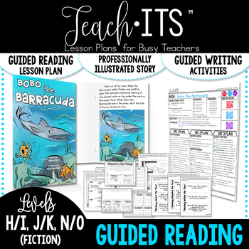 Cause & Effect Guided Reading
