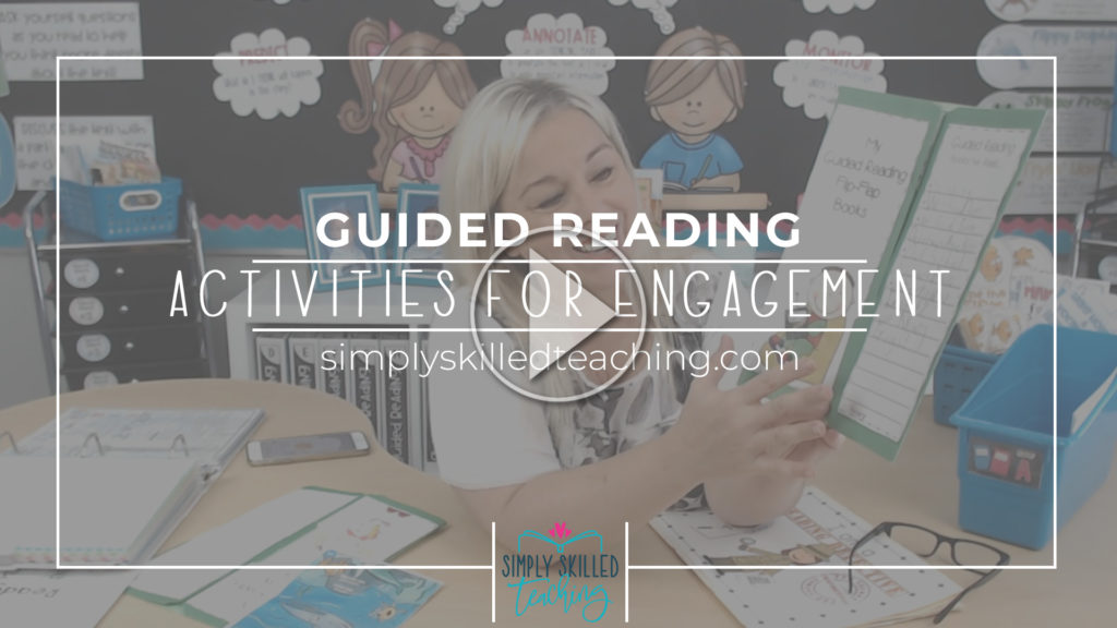 Guided Reading Activities that Engage and Excite