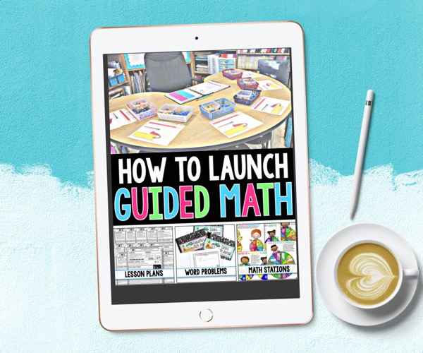 Launch Guided Math